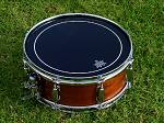 Honduras Mahogany Snare Drum